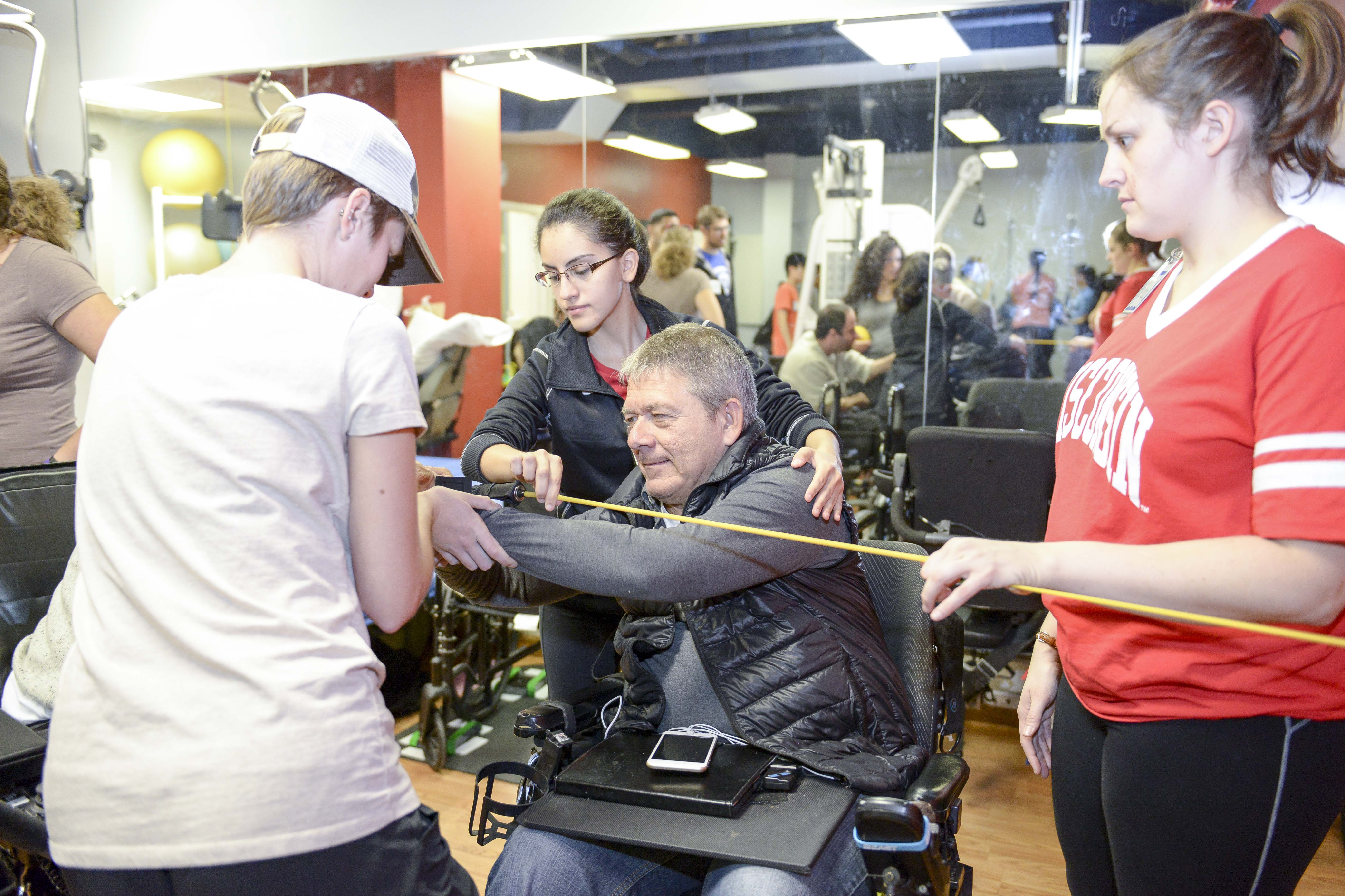 Spinal Mobility Level 1 Workshop @ NYU-Lutheran