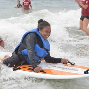 Adaptive Surfing