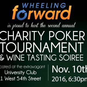 Second Annual Charity Poker Tournament & Wine Tasting Soiree